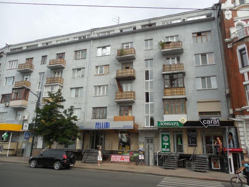 На Архитектора Бекетова часть балконного перекрытия упала прямо к соседям снизу, фото-8