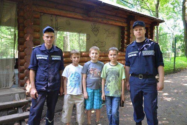Рівне: діти з Луганської та Донецької областей побували на екскурсії в зоопарку (Фото), фото-3
