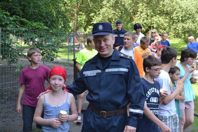Рівне: діти з Луганської та Донецької областей побували на екскурсії в зоопарку (Фото), фото-1