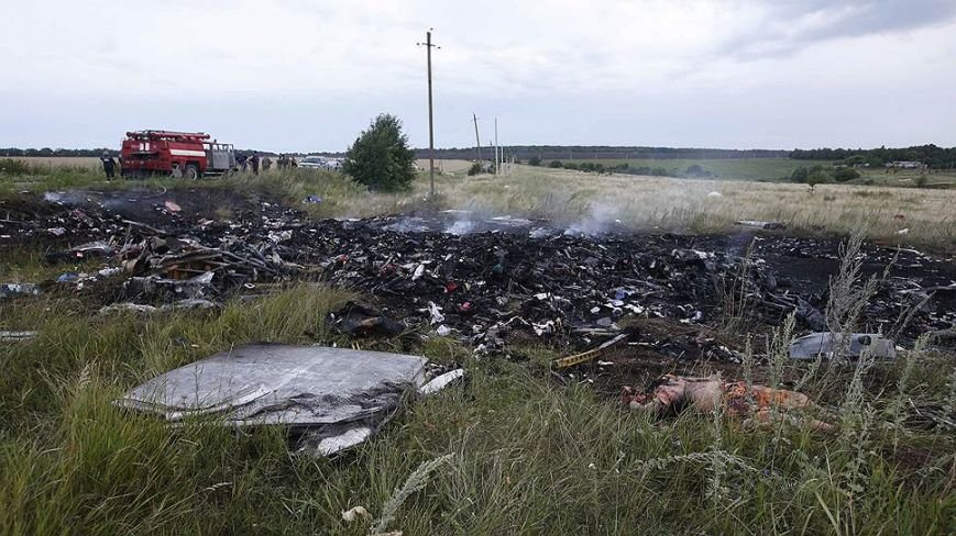 На месте авиакатастрофы пассажирского «Боинга» на Донетчине уже обнаружили тела 121 погибшего (ВИДЕО+ФОТО), фото-2