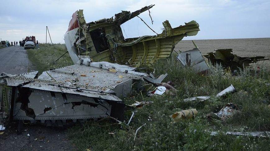 На месте авиакатастрофы пассажирского «Боинга» на Донетчине уже обнаружили тела 121 погибшего (ВИДЕО+ФОТО), фото-12