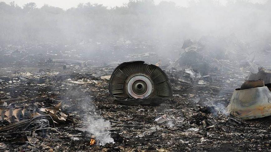 На месте авиакатастрофы пассажирского «Боинга» на Донетчине уже обнаружили тела 121 погибшего (ВИДЕО+ФОТО), фото-10