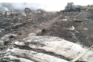 На місці авіакатастрофи знайшли тіла 121 пасажира. Бойовики перешкоджають роботі мнсників (фоторепортаж), фото-10