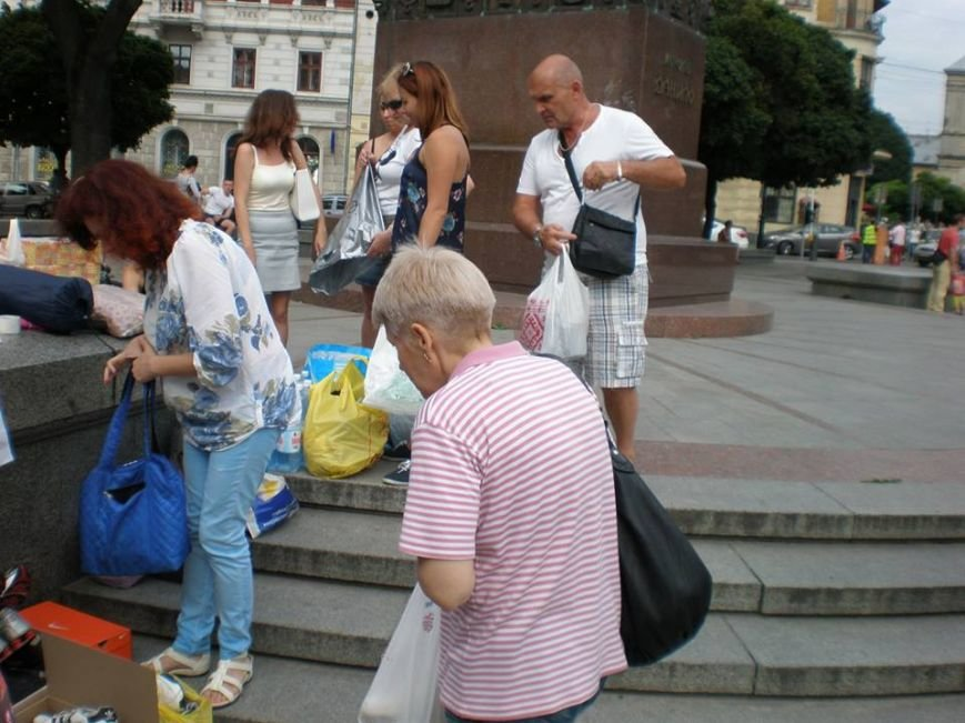 У Львові встановили рекорд зі збору «гуманітарки» в АТО(фоторепортаж), фото-9