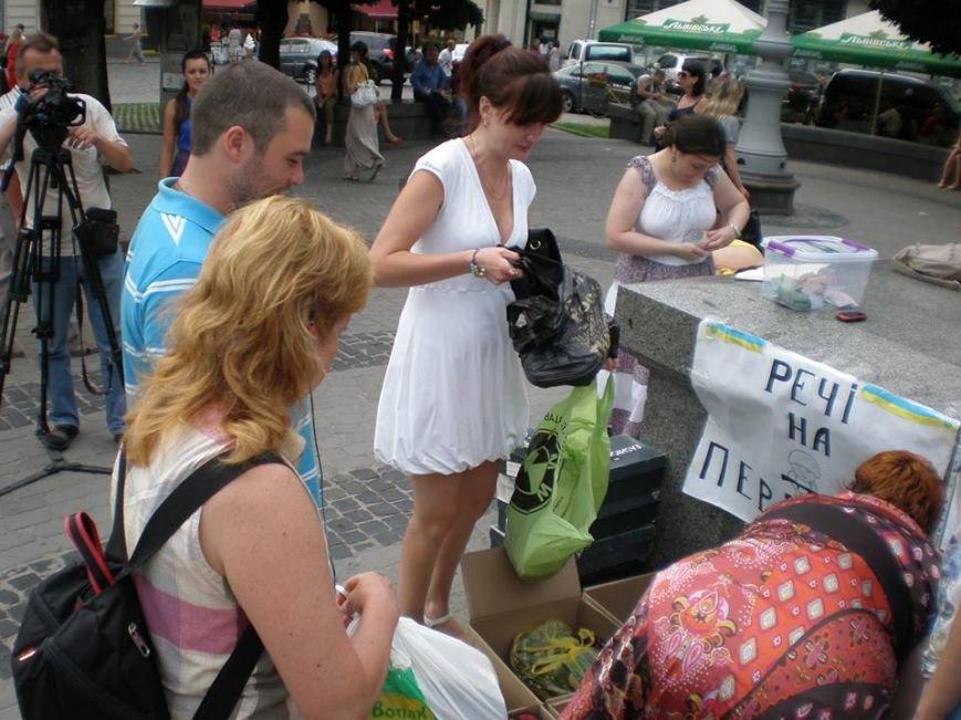 У Львові встановили рекорд зі збору «гуманітарки» в АТО(фоторепортаж), фото-6