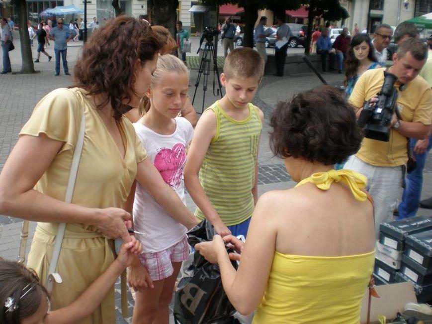 У Львові встановили рекорд зі збору «гуманітарки» в АТО(фоторепортаж), фото-7