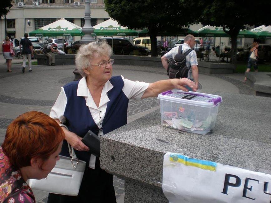 У Львові встановили рекорд зі збору «гуманітарки» в АТО(фоторепортаж), фото-10