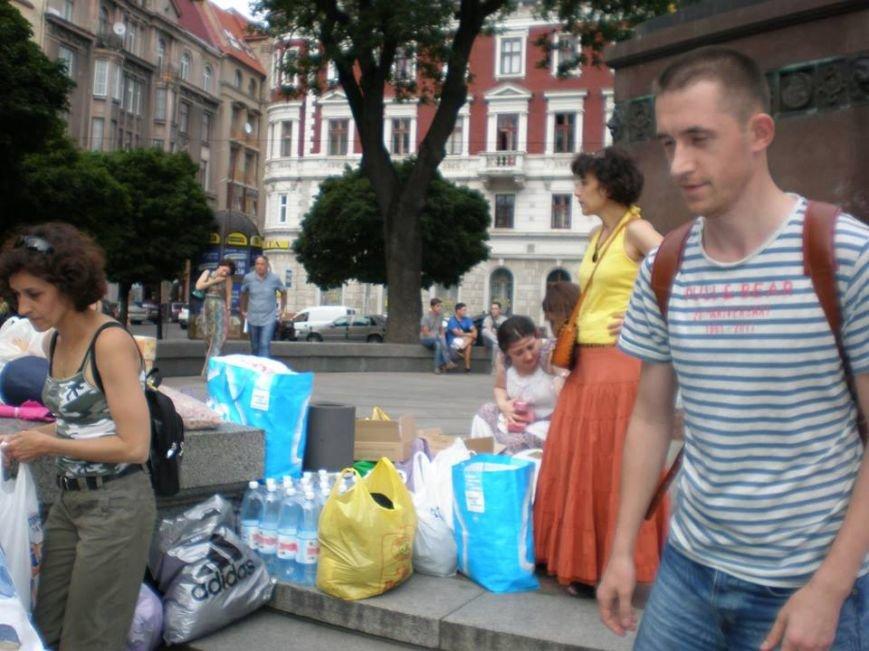 У Львові встановили рекорд зі збору «гуманітарки» в АТО(фоторепортаж), фото-3