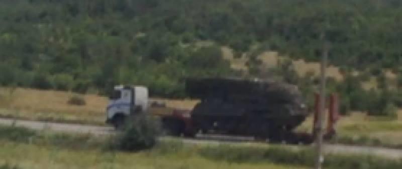 В інтернеті з'явились фото, як терористи перевозять «Бук» (ФОТО), фото-2