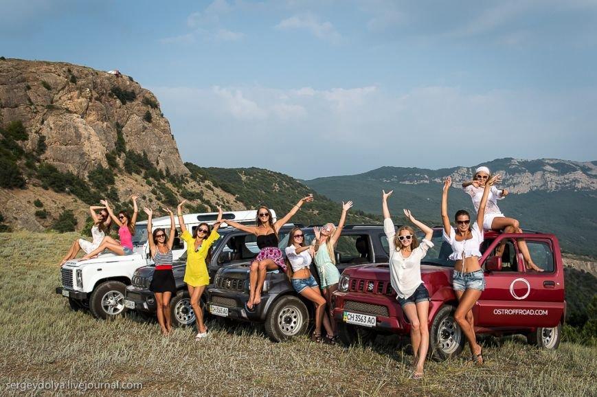 25 июля в Севастополе состоится XVIII международный конкурс красоты «Жемчужина Черного моря-2014», фото-3