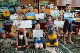 Львівські малюки намалювали для військових листи з щасливим майбутнім (ФОТО), фото-1