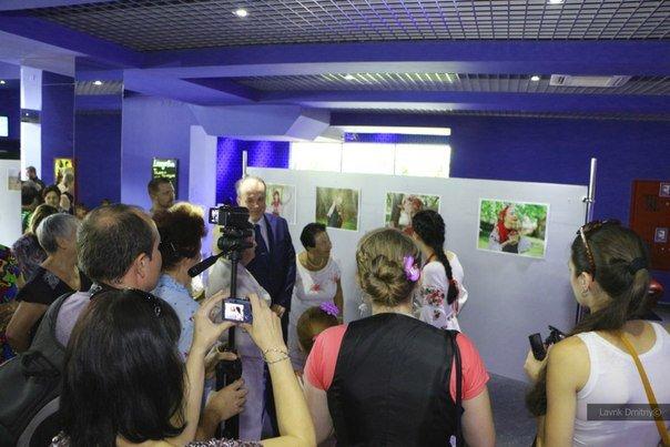 В Мариуполе фотохудожница  Ladna Kobieta представила колоритную Украину (ФОТО), фото-4