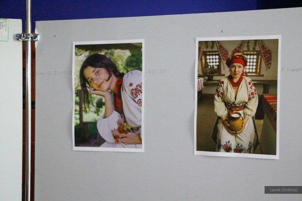 В Мариуполе фотохудожница  Ladna Kobieta представила колоритную Украину (ФОТО), фото-2