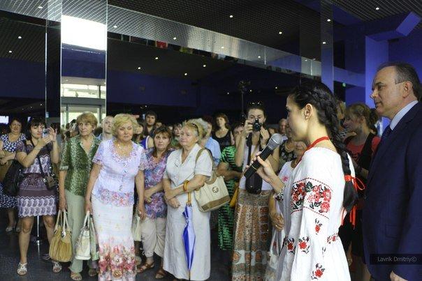 В Мариуполе фотохудожница  Ladna Kobieta представила колоритную Украину (ФОТО), фото-11