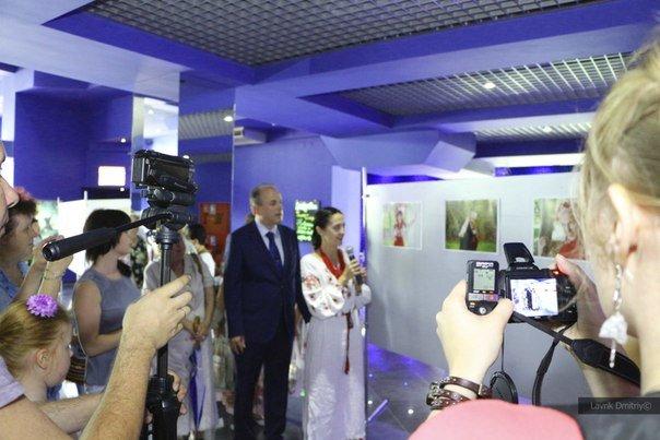 В Мариуполе фотохудожница  Ladna Kobieta представила колоритную Украину (ФОТО), фото-5