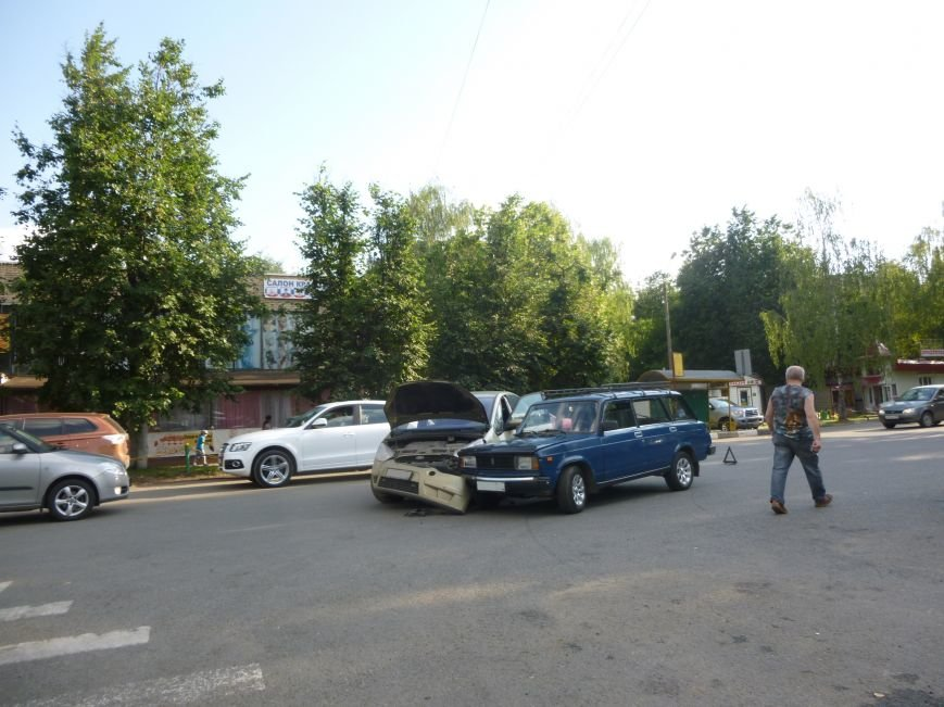ДТП в Ватутинках, фото-1