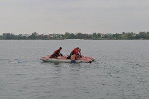 Львівські рятувальники влаштували показові виступи та як врятувати потопельника (ФОТО, ВІДЕО), фото-2