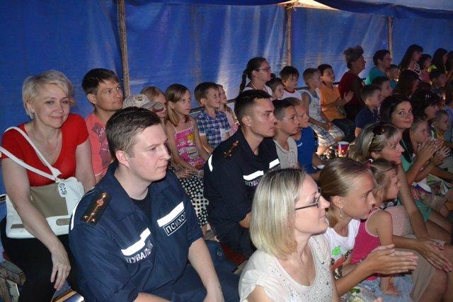 Рівне: 20 дітей зі східних областей відвідали цирк «Олімп» (Фото), фото-3