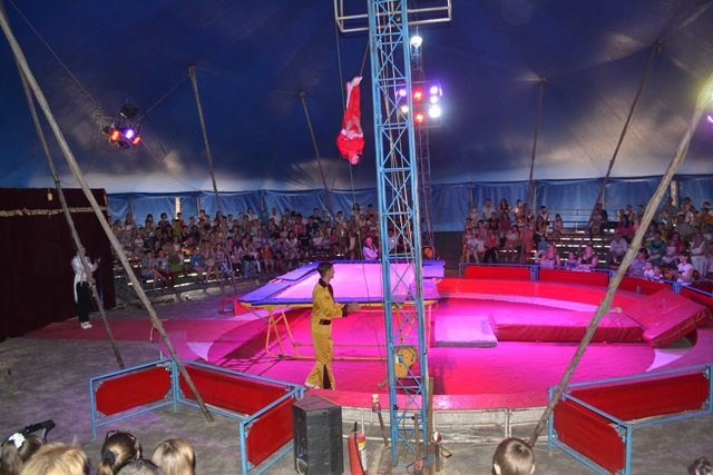 Рівне: 20 дітей зі східних областей відвідали цирк «Олімп» (Фото), фото-2