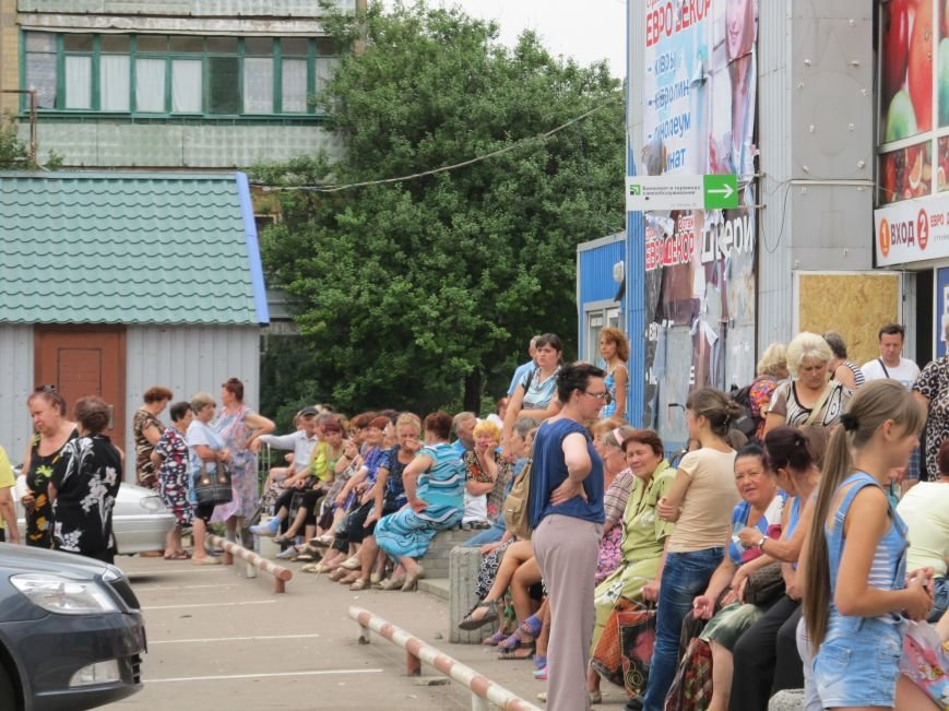 Представители команды Развития в Сумской области привезли «посылку» для жителей освобожденного Славянска (ФОТО), фото-2