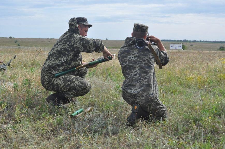 В Запорожье испытали на прочность передвижной блокпост для защиты украинской армии в зоне АТО (ФОТО, ВИДЕО), фото-6