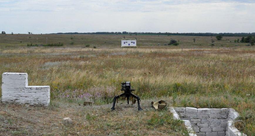 В Запорожье испытали на прочность передвижной блокпост для защиты украинской армии в зоне АТО (ФОТО, ВИДЕО), фото-4