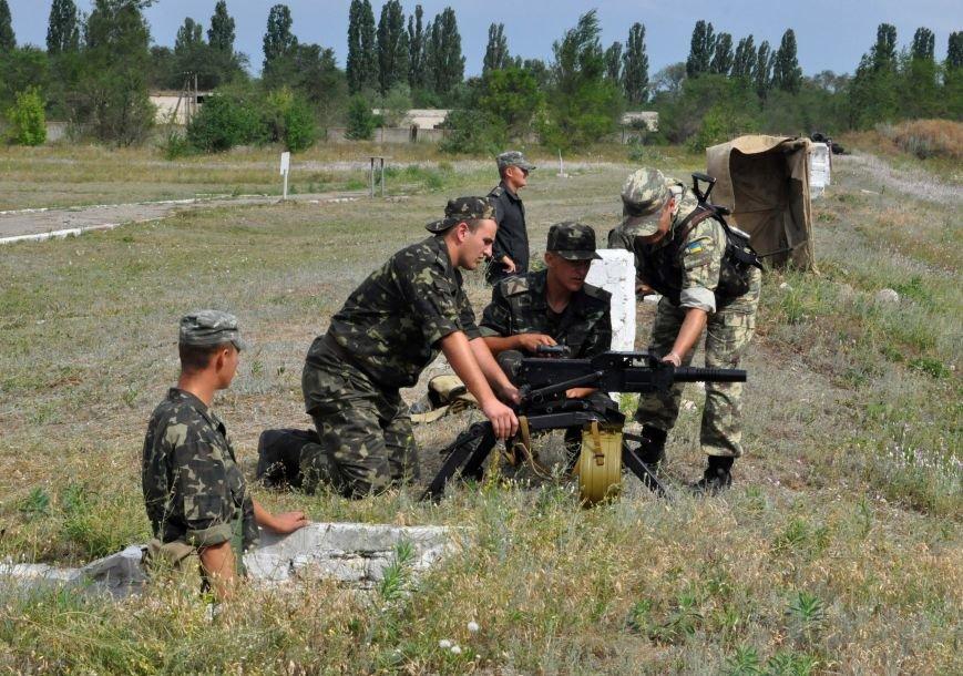 В Запорожье испытали на прочность передвижной блокпост для защиты украинской армии в зоне АТО (ФОТО, ВИДЕО), фото-3