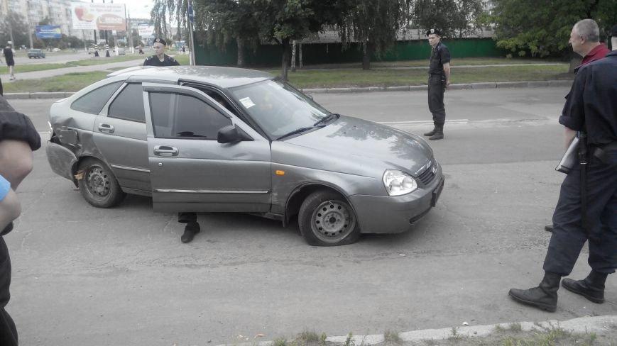 В Сумах на ул. Д. Коротченко пьяный водитель сбил велосипедиста и пешехода (ФОТО), фото-4