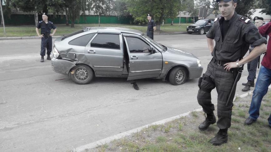 В Сумах на ул. Д. Коротченко пьяный водитель сбил велосипедиста и пешехода (ФОТО), фото-5