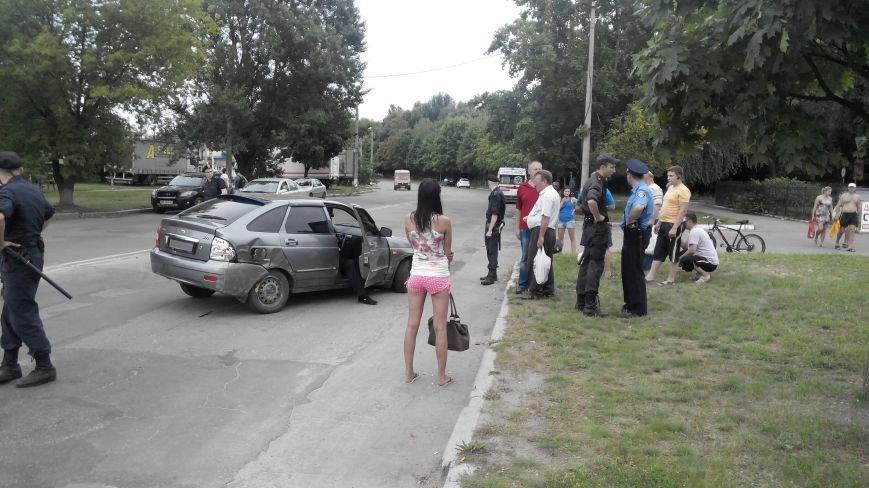 В Сумах на ул. Д. Коротченко пьяный водитель сбил велосипедиста и пешехода (ФОТО), фото-6