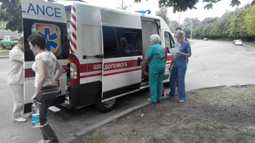 В Сумах на ул. Д. Коротченко пьяный водитель сбил велосипедиста и пешехода (ФОТО), фото-7