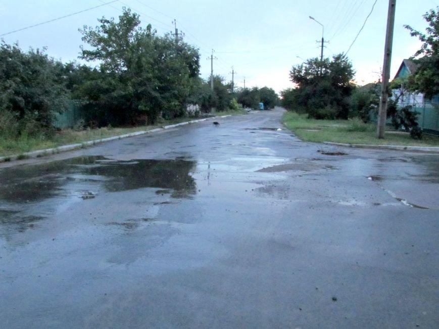 В Мариуполе питьевая вода залила Старый Крым (Фотофакт), фото-10