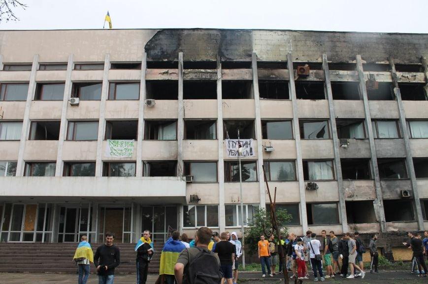 В Мариуполе прошло шествие скорби (ФОТО), фото-10