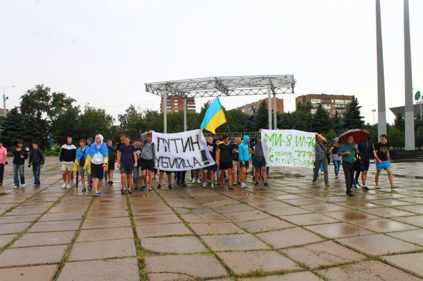 В Мариуполе прошло шествие скорби (ФОТО), фото-13