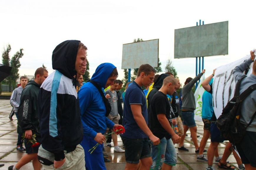В Мариуполе прошло шествие скорби (ФОТО), фото-7