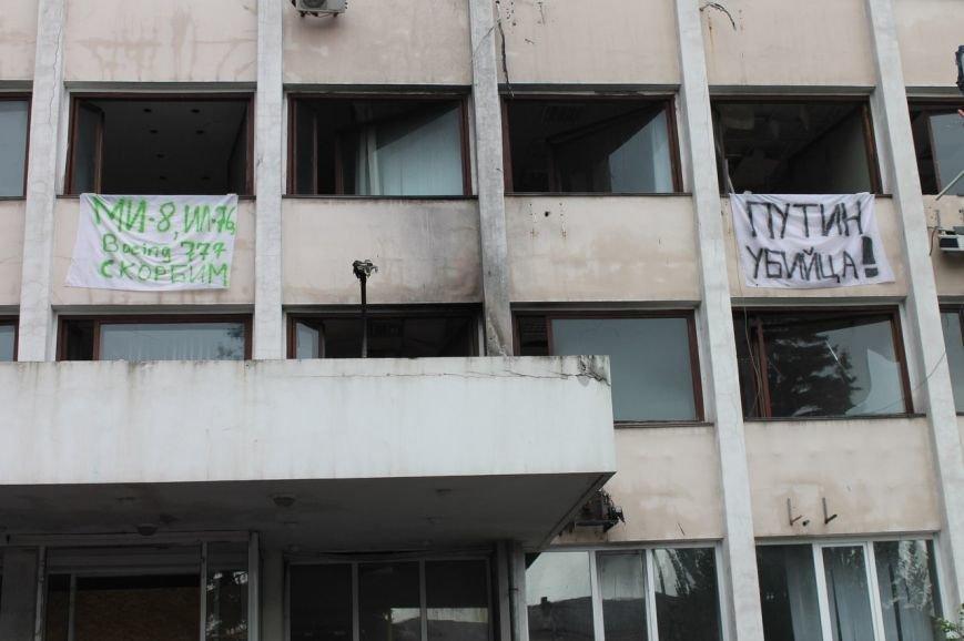 В Мариуполе прошло шествие скорби (ФОТО), фото-15