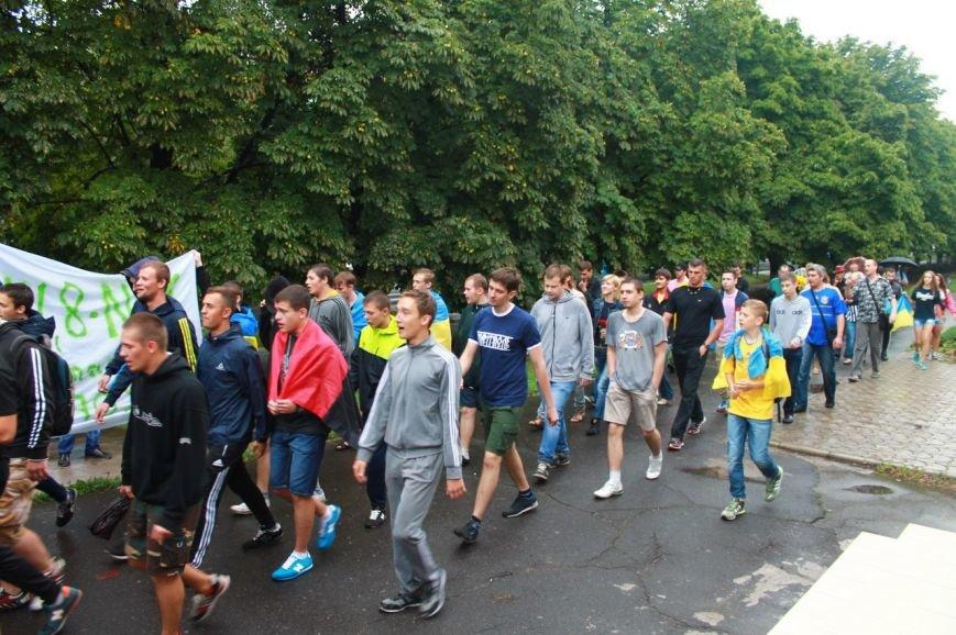 В Мариуполе прошло шествие скорби (ФОТО), фото-5