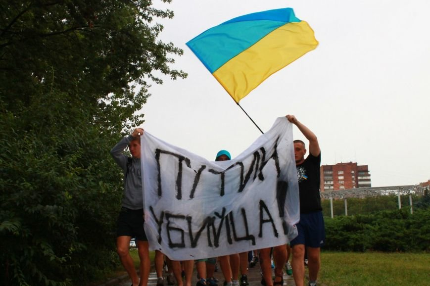 В Мариуполе прошло шествие скорби (ФОТО), фото-6