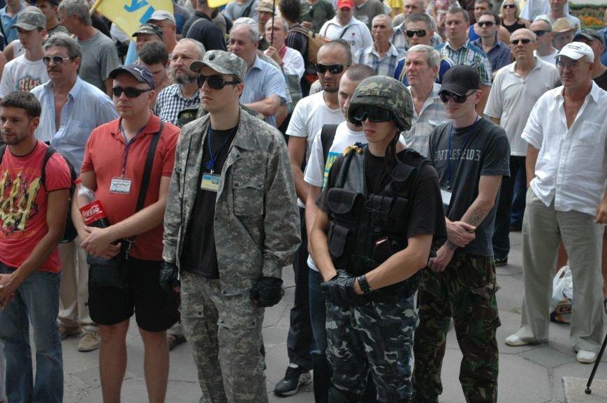 В Запорожье прошел митинг против агрессии России (ФОТО), фото-3