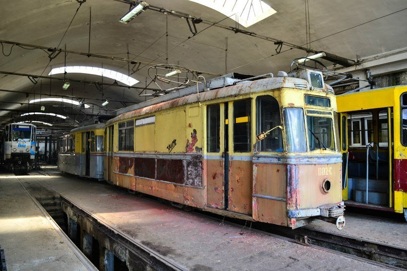 У Львові відкриють музей електротранспорту. Почали реставрувати майбутні експонати (фоторепортаж), фото-2