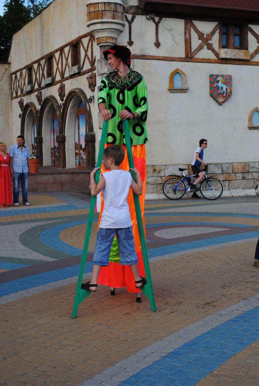 Как в парке Горького Праздник мыльных пузырей отмечали, фото-9