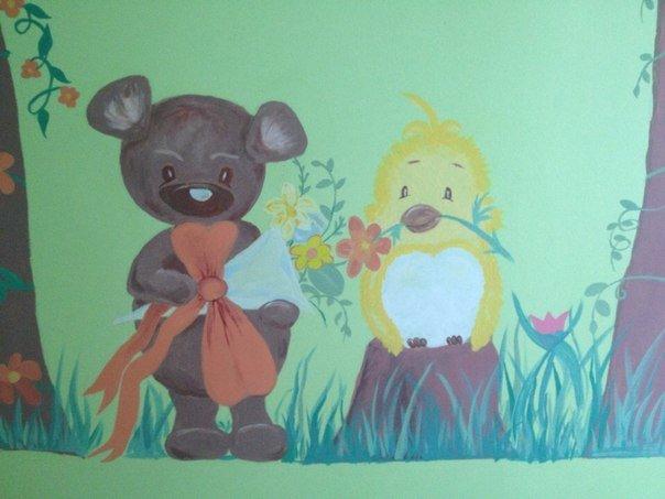 Як у Рівному розфарбували дитяче оновідділення (Фото), фото-3