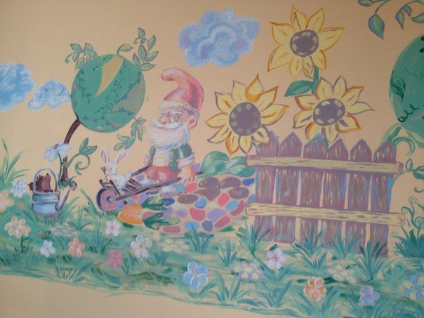 Як у Рівному розфарбували дитяче оновідділення (Фото), фото-14