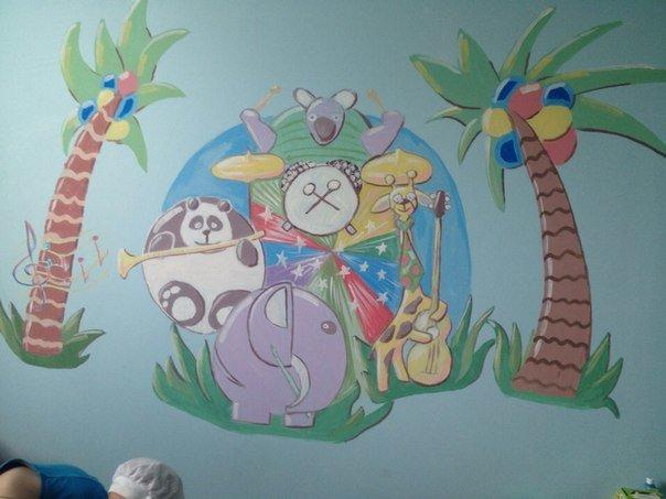 Як у Рівному розфарбували дитяче оновідділення (Фото), фото-6