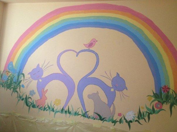 Як у Рівному розфарбували дитяче оновідділення (Фото), фото-11