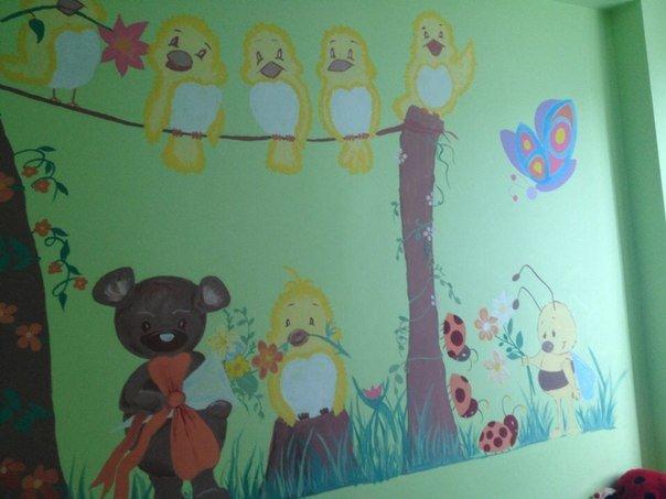 Як у Рівному розфарбували дитяче оновідділення (Фото), фото-12