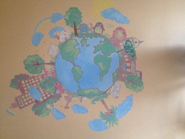 Як у Рівному розфарбували дитяче оновідділення (Фото), фото-7