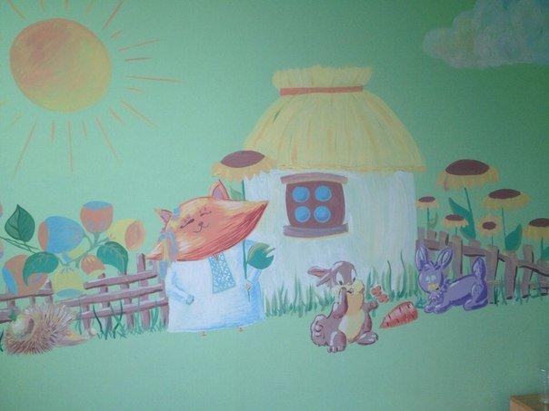 Як у Рівному розфарбували дитяче оновідділення (Фото), фото-9