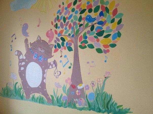 Як у Рівному розфарбували дитяче оновідділення (Фото), фото-2