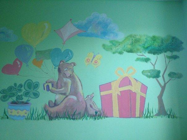 Як у Рівному розфарбували дитяче оновідділення (Фото), фото-19